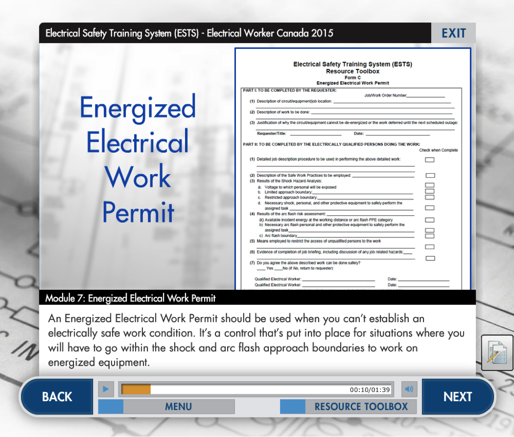 Training Electrical Contractors Association Of Nb